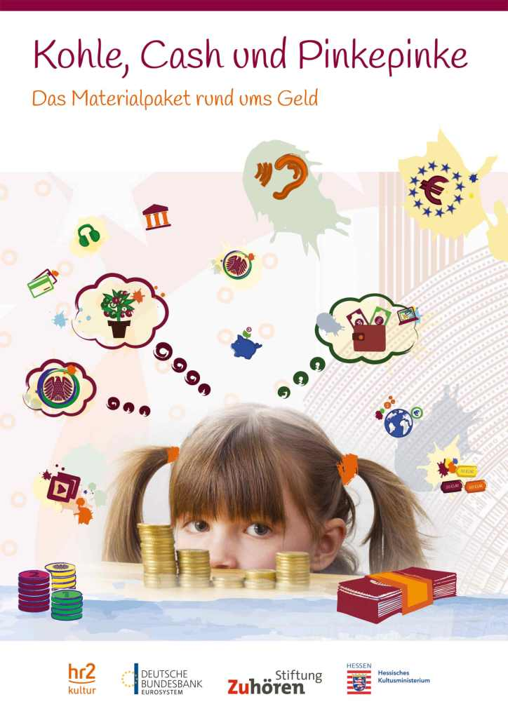 Kinderfunkkolleg Geld :: Kohle, Cash und Pinkepinke - Das ...