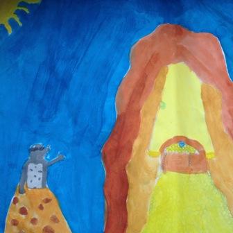 Die Höhle des Goldes