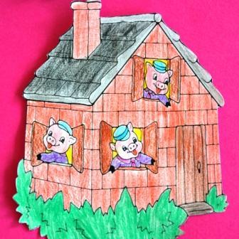 Die drei kleinen Heimwerkerschweinchen